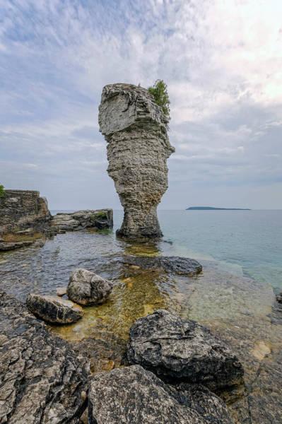 Wall Art - Photograph - Flowerpot Island - Canada by Joana Kruse