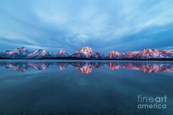 Wall Art - Photograph - Grand Teton National Park by Twenty Two North Photography