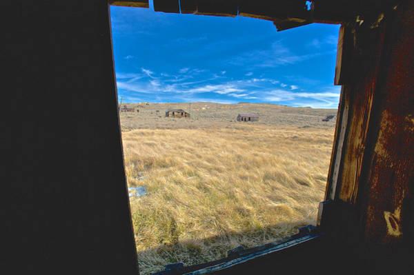 Photograph - Historic Bodie by Steven Lapkin