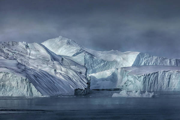 Schnee Wall Art - Photograph - Icefjord - Greenland by Joana Kruse