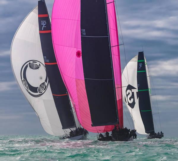 Photograph - Key West Downwind by Steven Lapkin