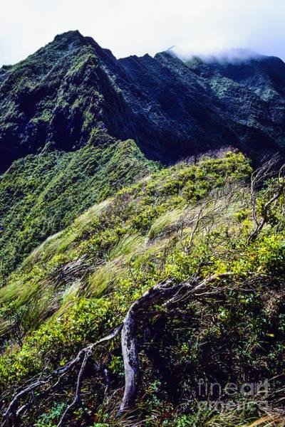 Photograph - Koolau Mountains 7 by Thomas R Fletcher