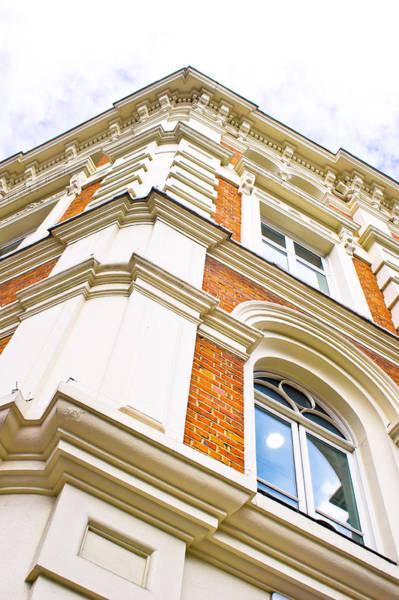 Multi-storey Wall Art - Photograph - London Building by Tom Gowanlock