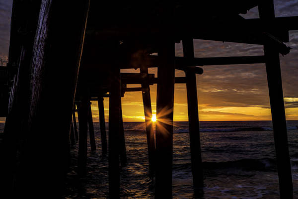 Photograph - Pier Pressure by Pete Federico