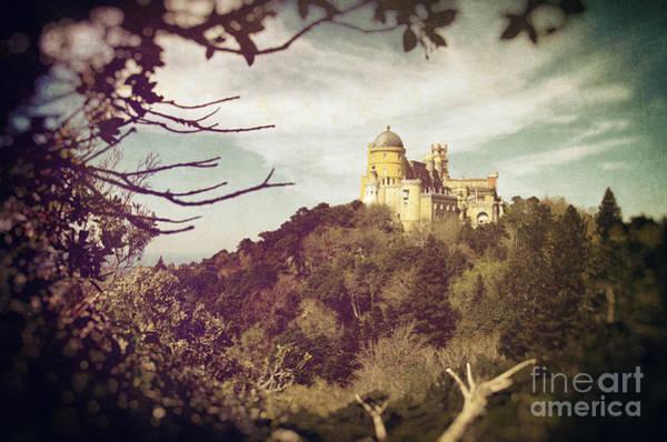 Sintra Photograph - Pena Palace by Carlos Caetano