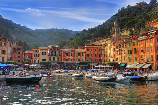 House Beautiful Photograph - Portofino by Joana Kruse