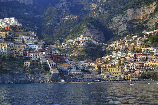 Wall Art - Photograph - Positano - Amalfi Coast by Joana Kruse