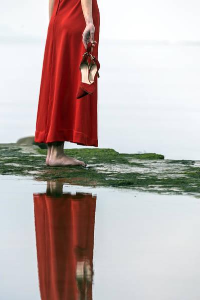Wall Art - Photograph - Red High Heels by Joana Kruse