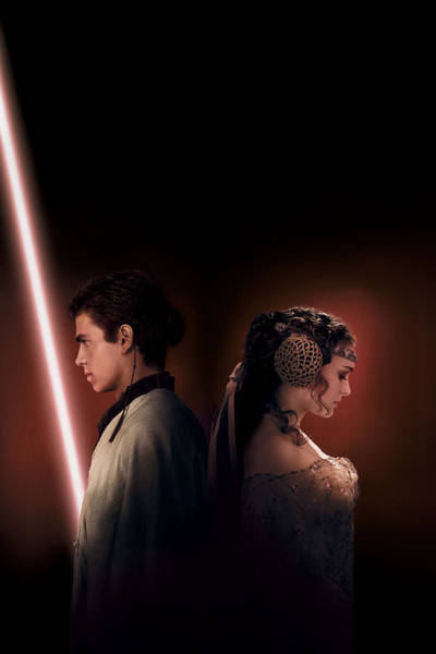Yoda Digital Art - Star Wars Episode II - Attack Of The Clones 2002 by Geek N Rock