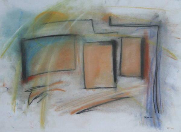 Wall Art - Pastel - 7 by Stefan Hermannsson