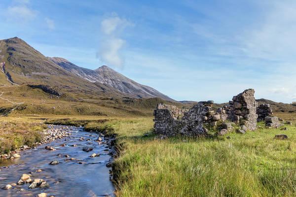 Beinn Eighe Photograph - Torridon - Scotland by Joana Kruse