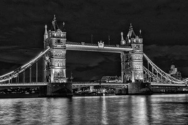 Wall Art - Photograph - Tower Bridge - London by Joana Kruse
