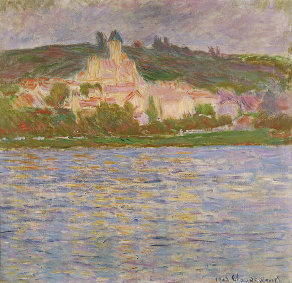 Painting - Vetheuil by Claude Monet