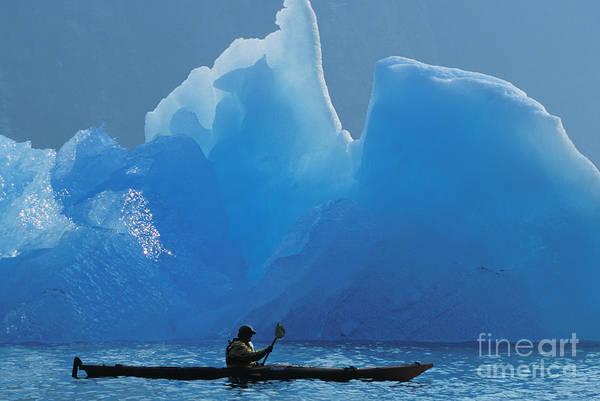 Expanse Photograph - View Of Alaska by John Hyde - Printscapes