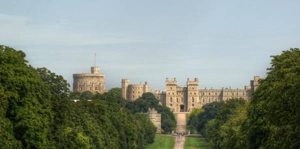Nikon D5000 Photograph - Windsor Castle by Chris Day