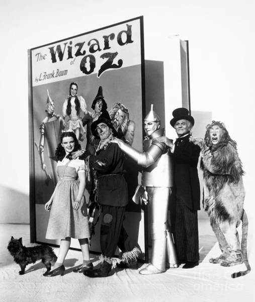 Wall Art - Photograph - Wizard Of Oz, 1939 by Granger