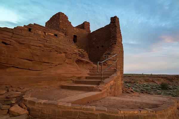Wupatki Photograph - Wupatki National Monument by Jon Manjeot