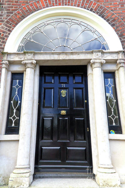 Photograph - 71 Merrion Square by John Rizzuto