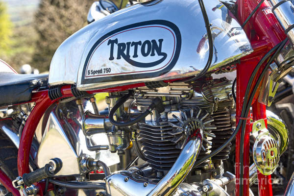 Photograph - 750 Triton by Tim Gainey