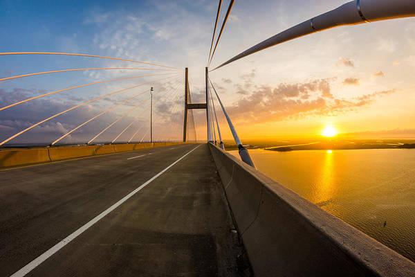 Photograph - 7779 Feet Sunrise by Chris Bordeleau
