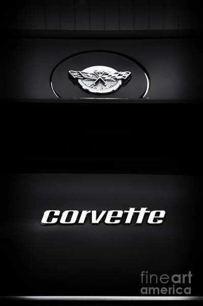 Motorcar Photograph - 78 Corvette by Tim Gainey