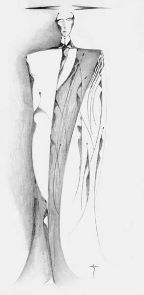 Drawing - 79 by James Lanigan Thompson MFA
