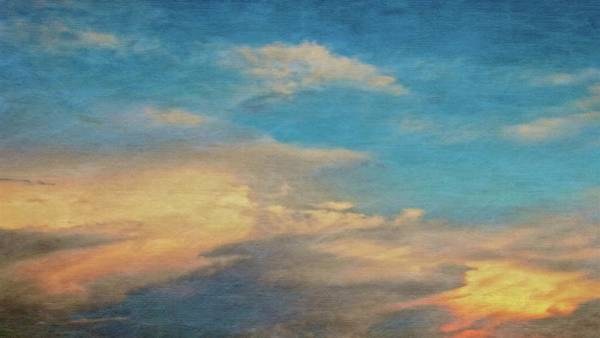 Photograph - 7th Heaven, Cloudscape by Flying Z Photography by Zayne Diamond
