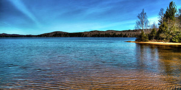 Chain Of Lakes Photograph - 7th Lake In The Adirondacks by David Patterson