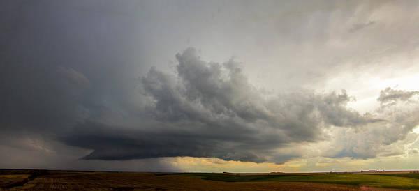 Photograph - 4th Storm Chase 2015 by NebraskaSC