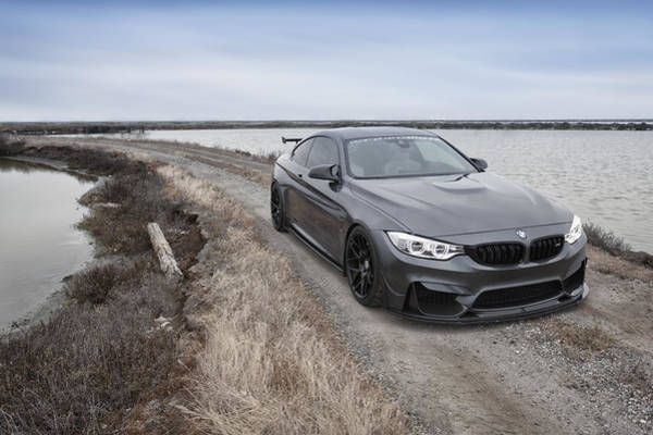 Photograph - #bmw #m4 by ItzKirb Photography