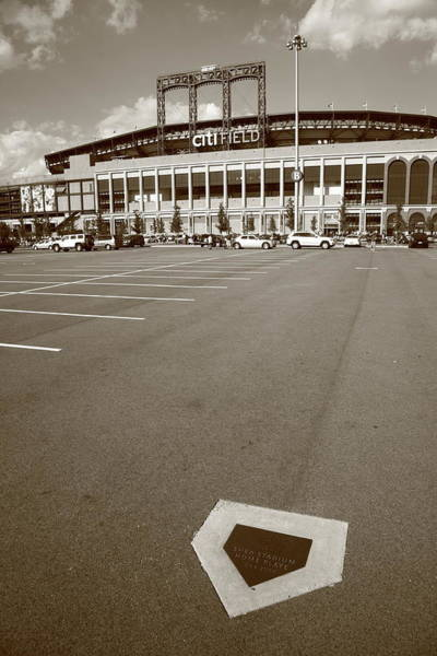 Brooklyn Dodgers Photograph - Citi Field - New York Mets by Frank Romeo
