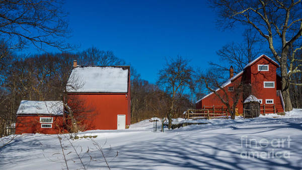 Photograph - Weir Farm National Historic Site. by New England Photography
