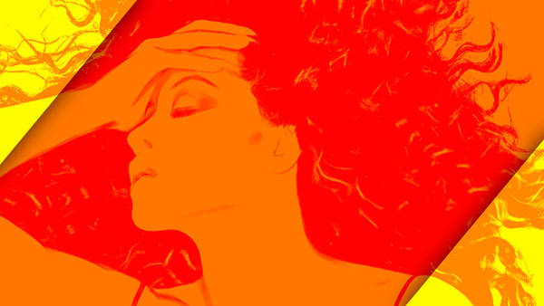 Wall Art - Mixed Media - Diana Ross Collection by Marvin Blaine