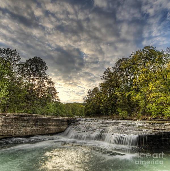 Wall Art - Photograph - Haw Creek Falls by Twenty Two North Photography