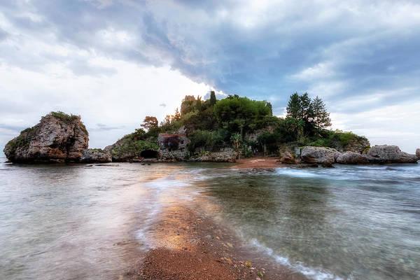 Isola Wall Art - Photograph - Isola Bella - Sicily by Joana Kruse
