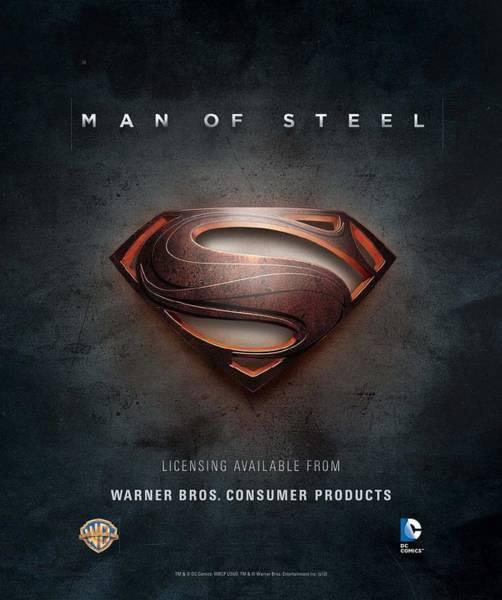 Man Of Steel 2013 Art Print