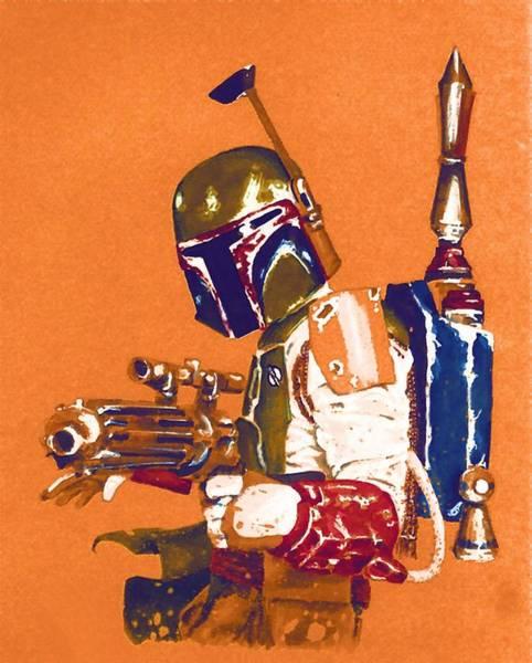Star Wars Episode 3 Wall Art - Digital Art - New Star Wars Art by Larry Jones