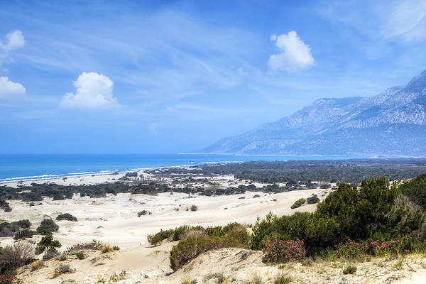 Wall Art - Photograph - Patara Beach - Turkey by Joana Kruse