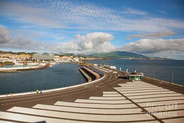 Dock Of The Bay Photograph - Ponta Delgada, Azores by Gaspar Avila