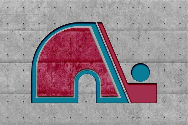 Wall Art - Photograph - Quebec Nordiques by Joe Hamilton