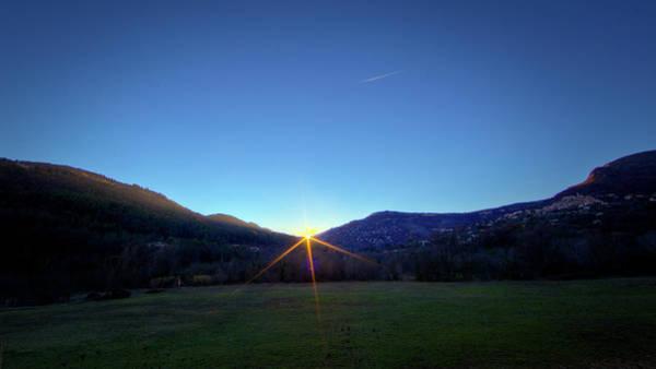 Nature Digital Art - Sunset by Maye Loeser