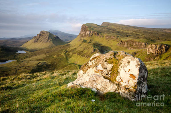 Scotland Photograph - The Quiraing by Smart Aviation