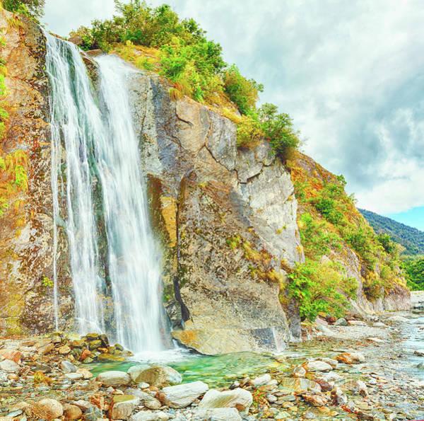 Wall Art - Photograph - Waterfall by MotHaiBaPhoto Prints