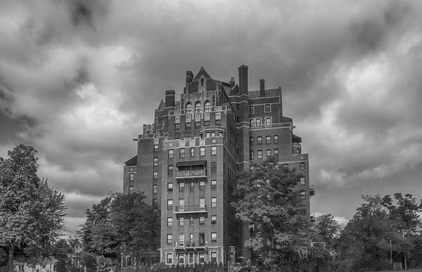 Photograph - 800 West Ferry Apartments #8811 by Guy Whiteley
