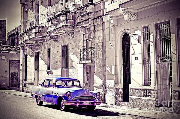 Wall Art - Photograph - Havana, Cuba by Chris Andruskiewicz