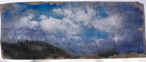 Digital Art - Marin Headlands by Mark Holcomb