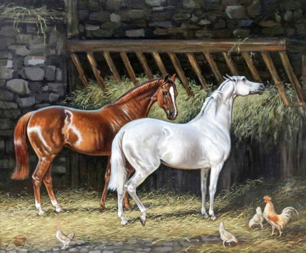 Jeanne Wall Art - Painting - #87- Jeanne's Favorite by Jeanne Mellin Herrick