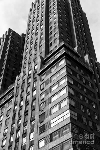 Photograph - Majestic Apartments by John Rizzuto