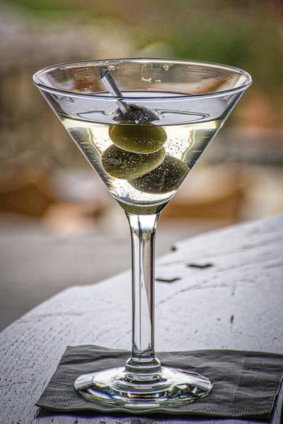 Grove Park Inn Photograph - 8851- Martini by David Lange