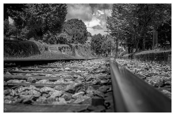 Photograph - 8993-trilho-campos Do Jordao-sp by Carlos Mac